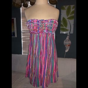 VICTORIA'S SECRET Rainbow Beach Dress